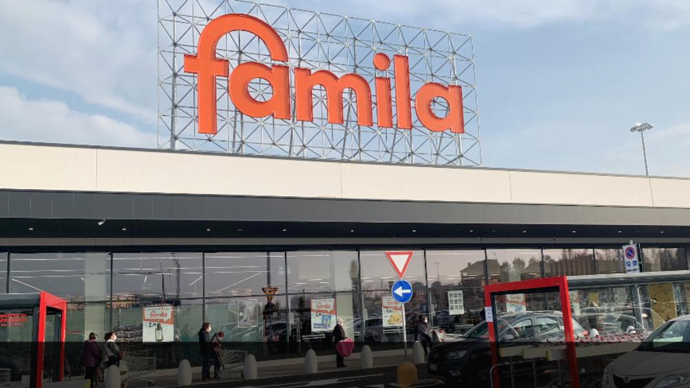 Unicomm inaugura il nuovo Famila di Calderara di Reno (BO)