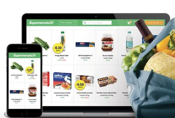Supermercato 24 e Famila (Maxidì) siglano un'intesa multicanale