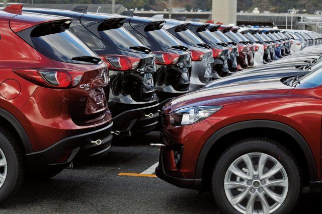 Federauto: mercato auto maggio a +8,2%