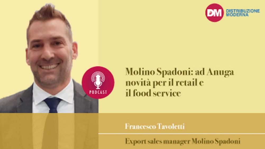 Tavoletti (Molino Spadoni): ad Anuga novità per il retail e il food service