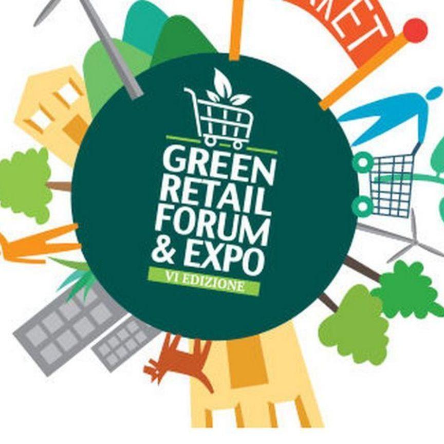 Green Retail Forum & Expo: domani la sesta edizione