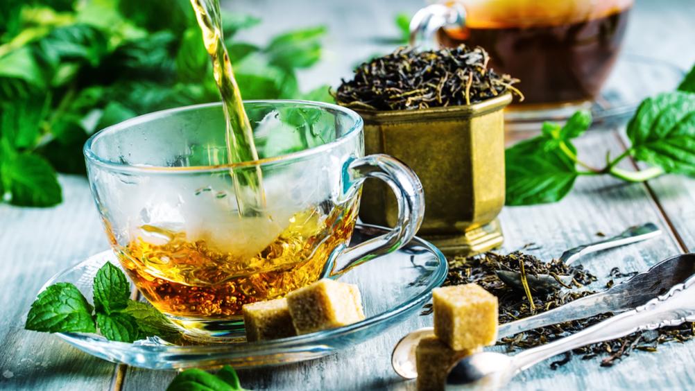 Tè e infusi. gusto e benessere guidano le novità
