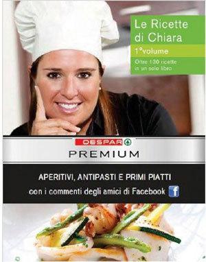 Despar lancia il primo e-book ricettario Premium