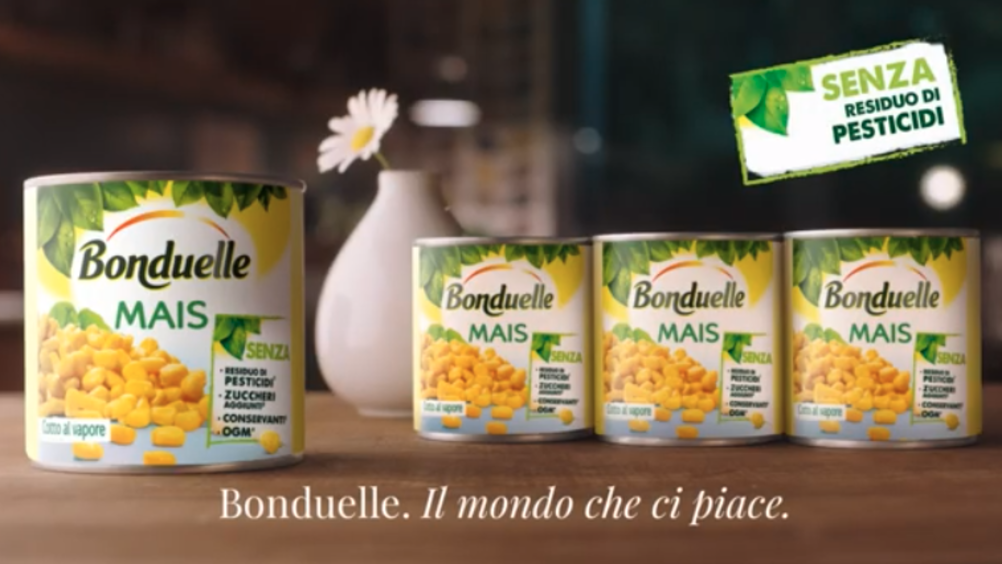 Bonduelle torna on air con un nuovo spot