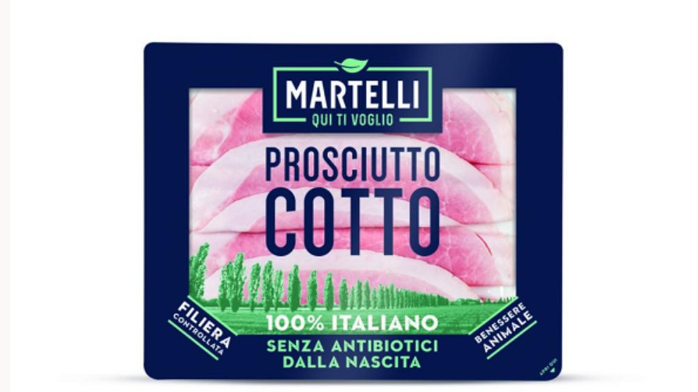 """Gruppo Martelli rifà il look alla gamma """"Qui ti voglio"""""""