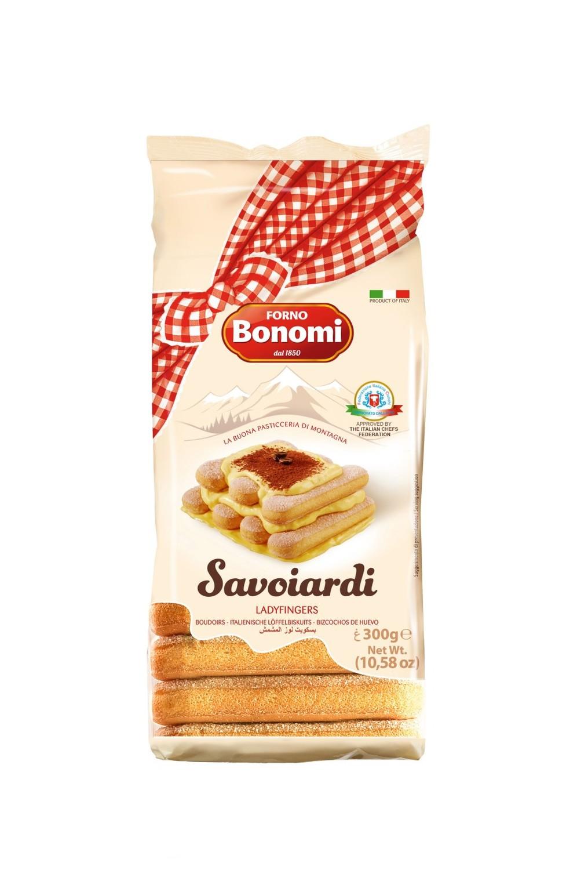 Forno Bonomi numero uno della produzione mondiale di Savoiardi