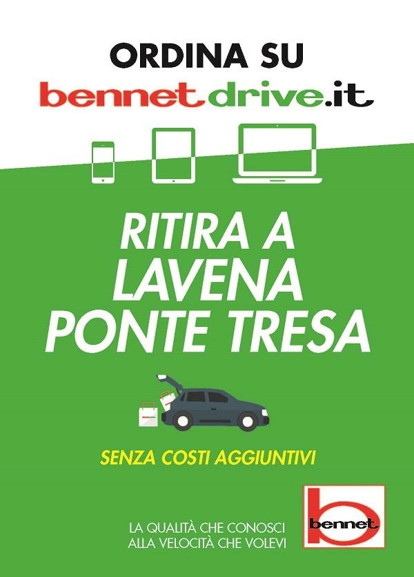 new product 55b05 8a0f3 Bennet drive apre a lavena ponte tresa (va)   Distribuzione ...