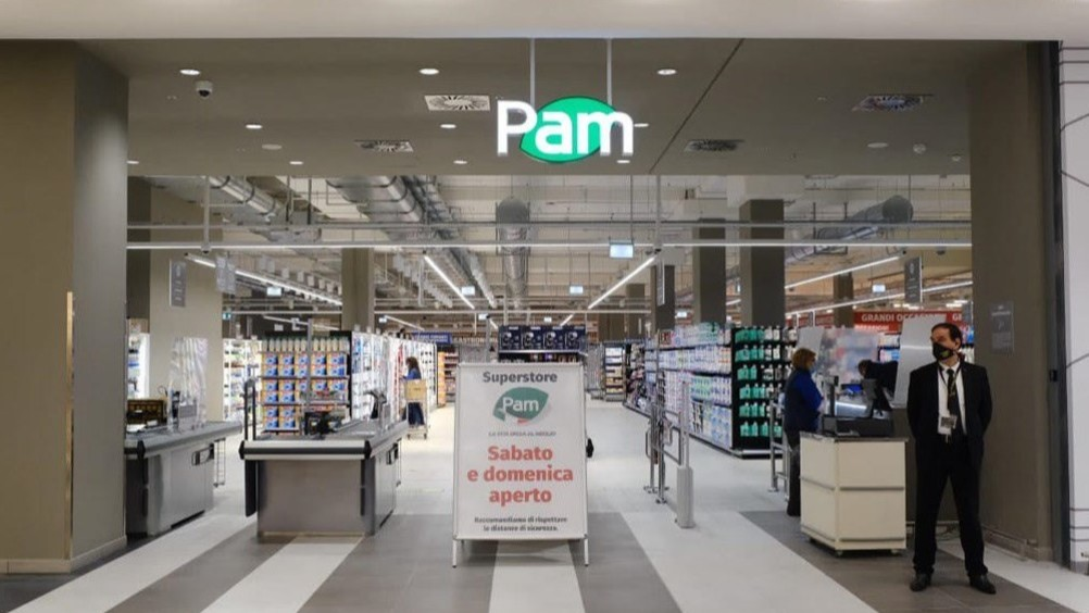 Pam Panorama presenta il nuovo superstore a Roma