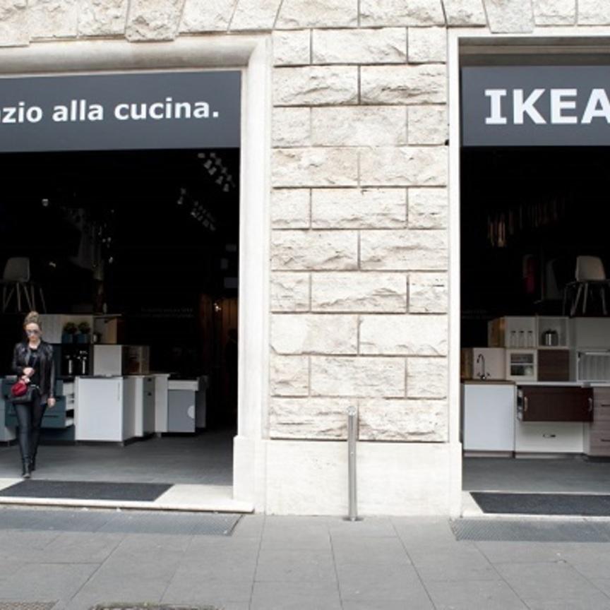 Ikea Prolunga Lapertura Del Pop Up Store Di Roma Fino Al 2019