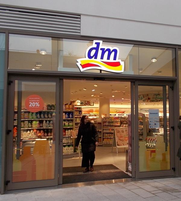 Dm Drogerie Markt In Italia Fara 48 Distribuzione Moderna