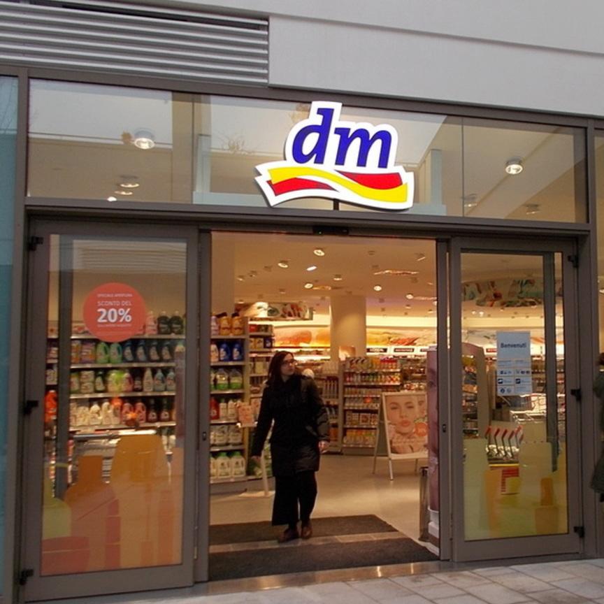 Dm drogerie markt in Italia farà 48