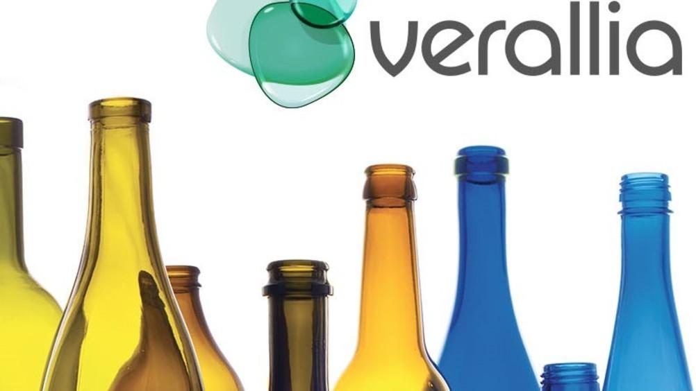 Verallia adotta il printing rigenerato e sostenibile grazie a Sapi