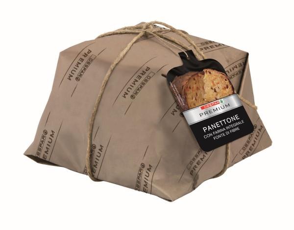 Despar: arriva il panettone premium con farina integrale