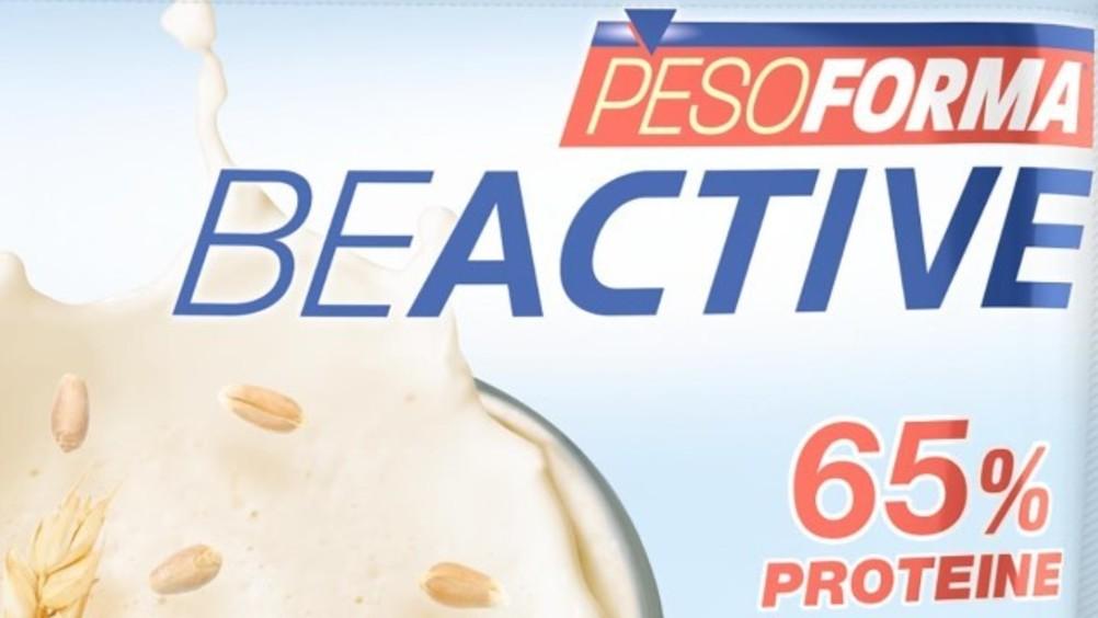"Pesoforma presenta ""Beactive Smoothie 65% proteine"""