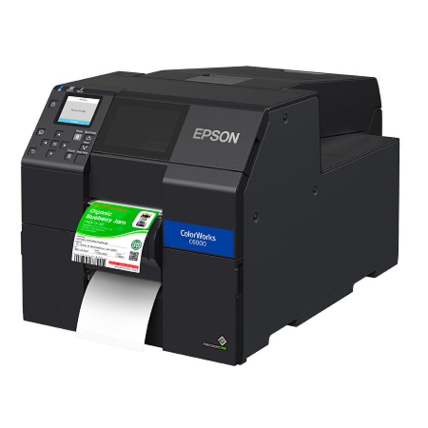 Epson amplia le gamme di stampanti ColorWorks e LabelWorks