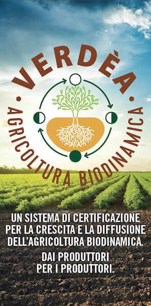 Verdèa: primi prodotti con la certificazione biodinamica