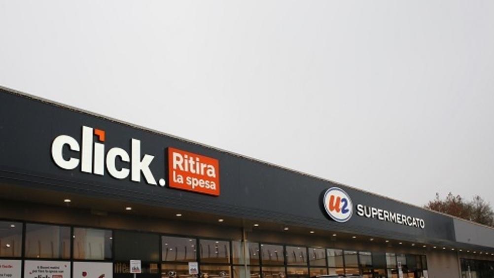 U2 Supermercato apre uno store nel Milanese