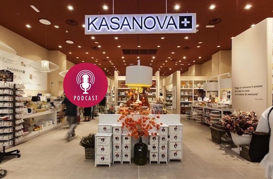 Kasanova punta a raggiungere quota 1000 pdv in Italia