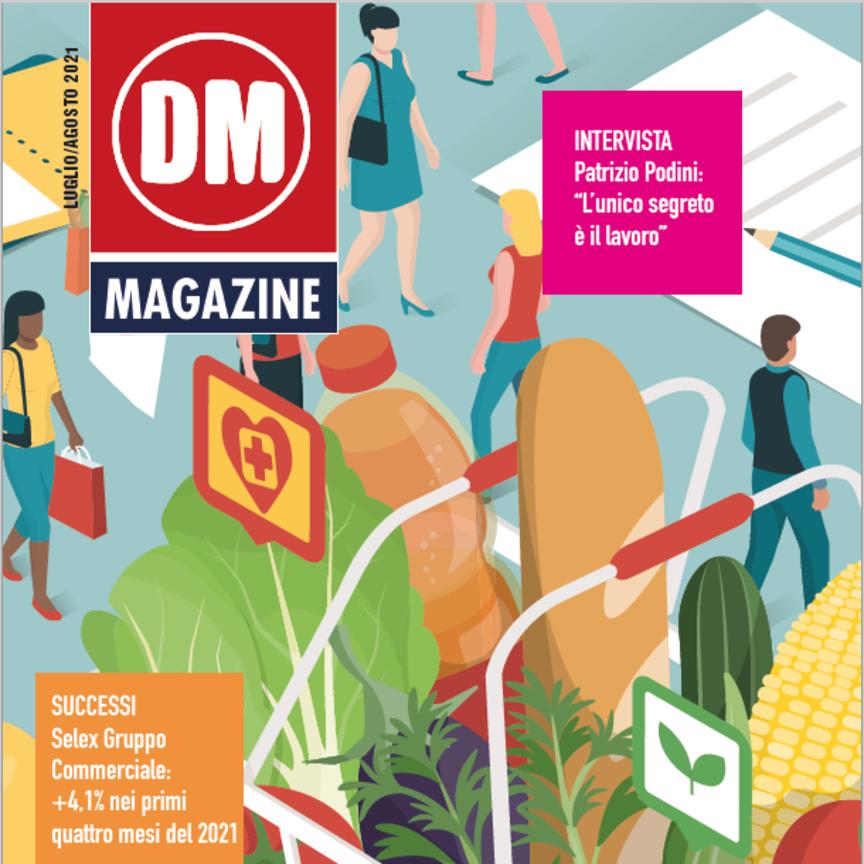 DM Magazine Luglio/Agosto 2021