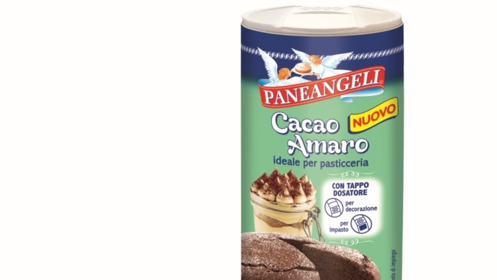Paneangeli: in arrivo il cacao amaro