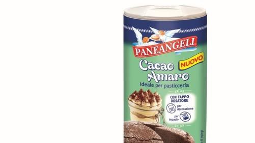 Paneangeli: in arrivo il cacao amaro