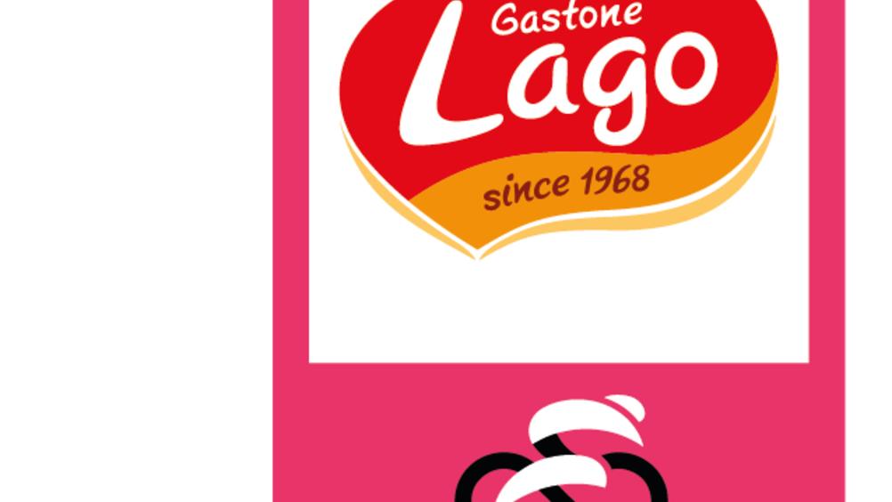 Lago Group è fornitore ufficiale del Giro d'Italia 2021 con Le merende di Gastone