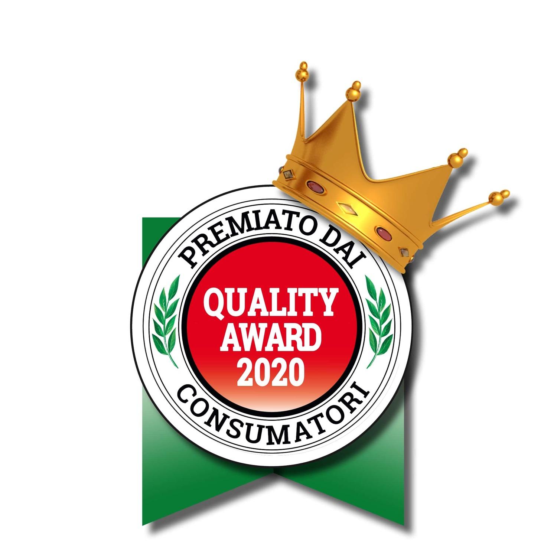Quality Award 2020: la qualità premiata dai consumatori italiani