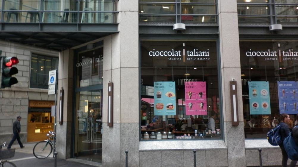 Cioccolatiitaliani: presente nei centri storici, sta crescendo anche nei centri commerciali