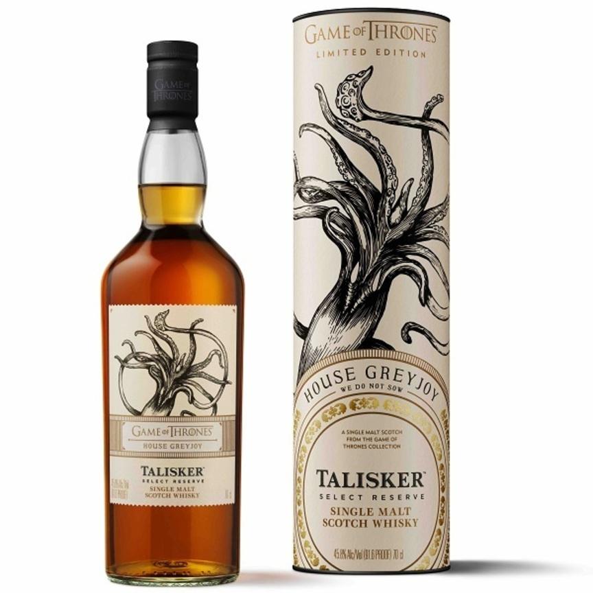 Arriva l'edizione limitata di whisky scozzesi Game of Thrones