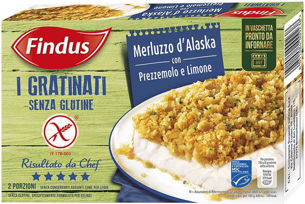 Findus: novità per I Gratinati