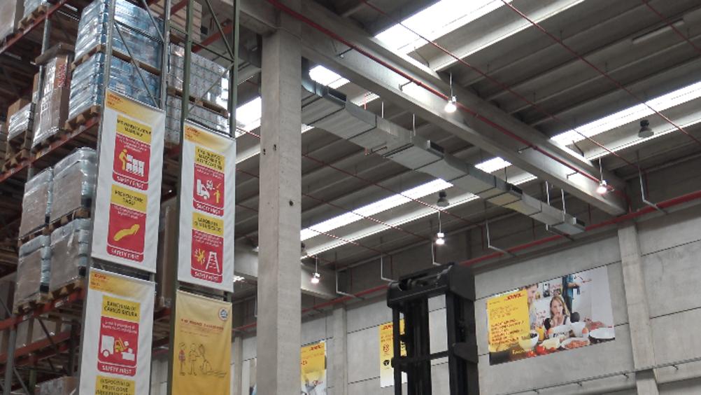 DHL Supply Chain apre le porte dello stabilimento di Corteolona (PV)