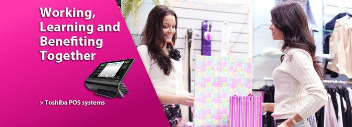 Toshiba: il meglio della tecnologia al servizio del retail