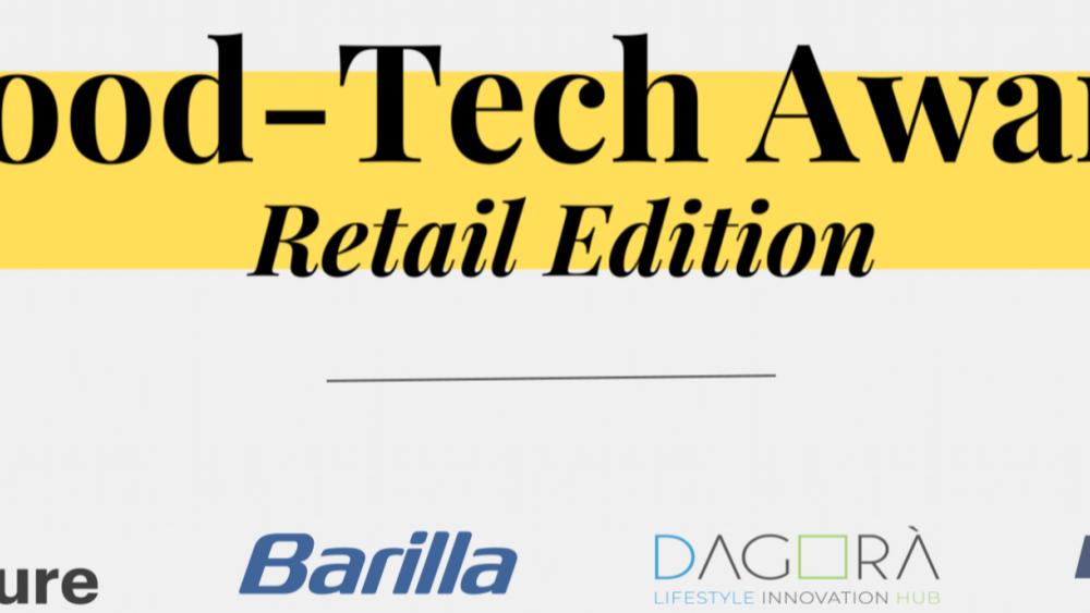 Lavazza per il Retail FoodTech Innovation Award