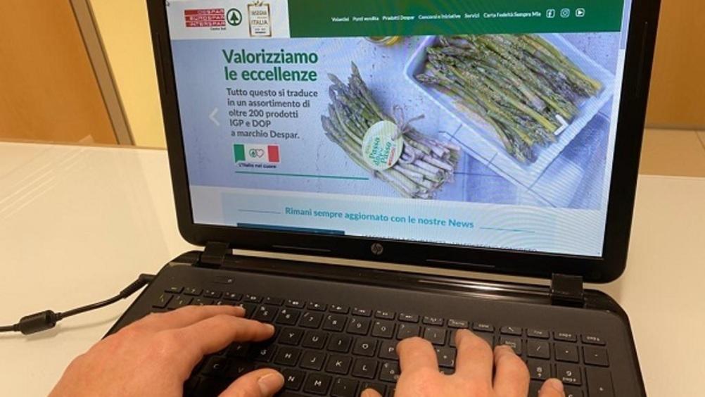 Despar Centro-Sud: è online il nuovo sito web