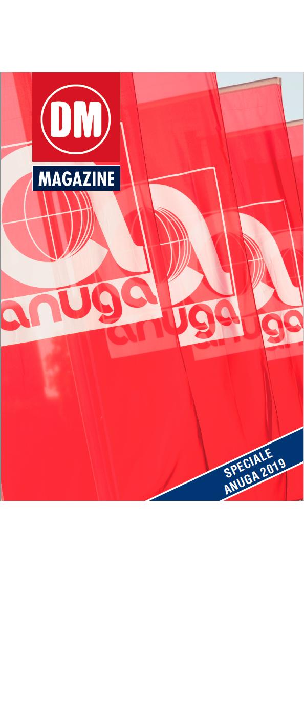 DM Magazine Speciale Anuga 2019