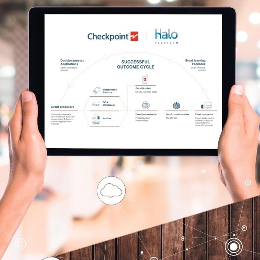 Checkpoint Systems lancia la piattaforma IoT Halo