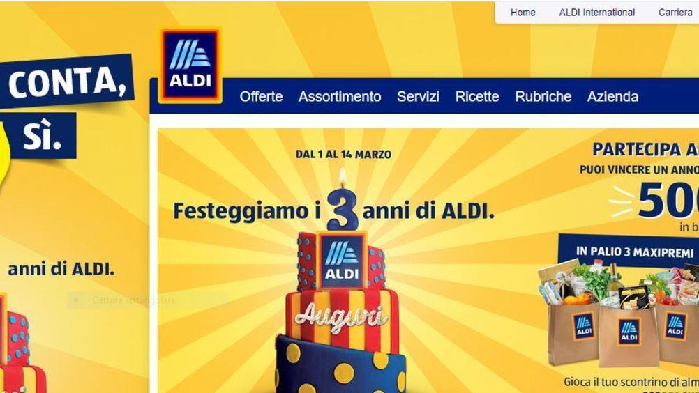 Aldi, 3 anni in Italia: la scoperta del nuovo modello di spesa discount