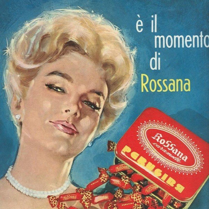 Fida si mangia le caramelle Rossana