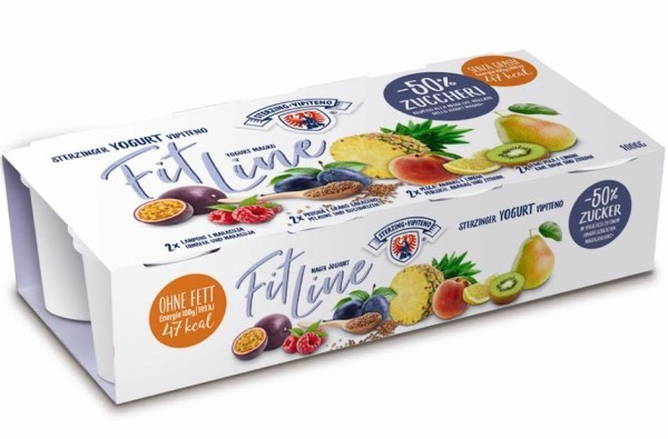 In arrivo lo Yogurt Fitline