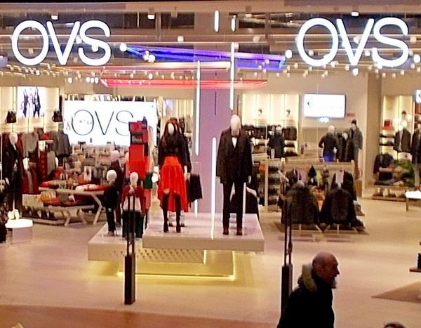 Ovs: Sempione Fashion ottiene la procedura concorsuale provvisoria