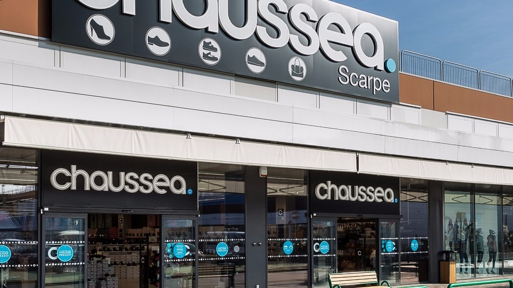Chaussea: al Globo di Busnago c'è un ingresso indipendente