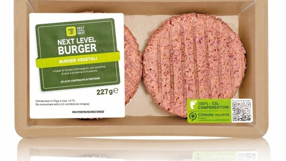 Lidl lancia Next Level Burger
