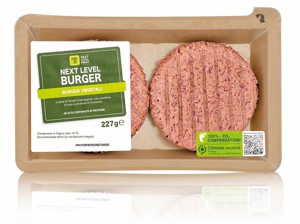 Lidl lancia Next Level Burger