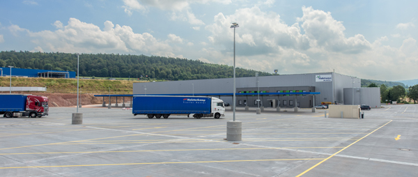 Palletways investe in un nuovo hub in Germania