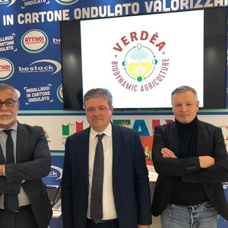 Canova promuove il biodinamico con il nuovo marchio Verdèa