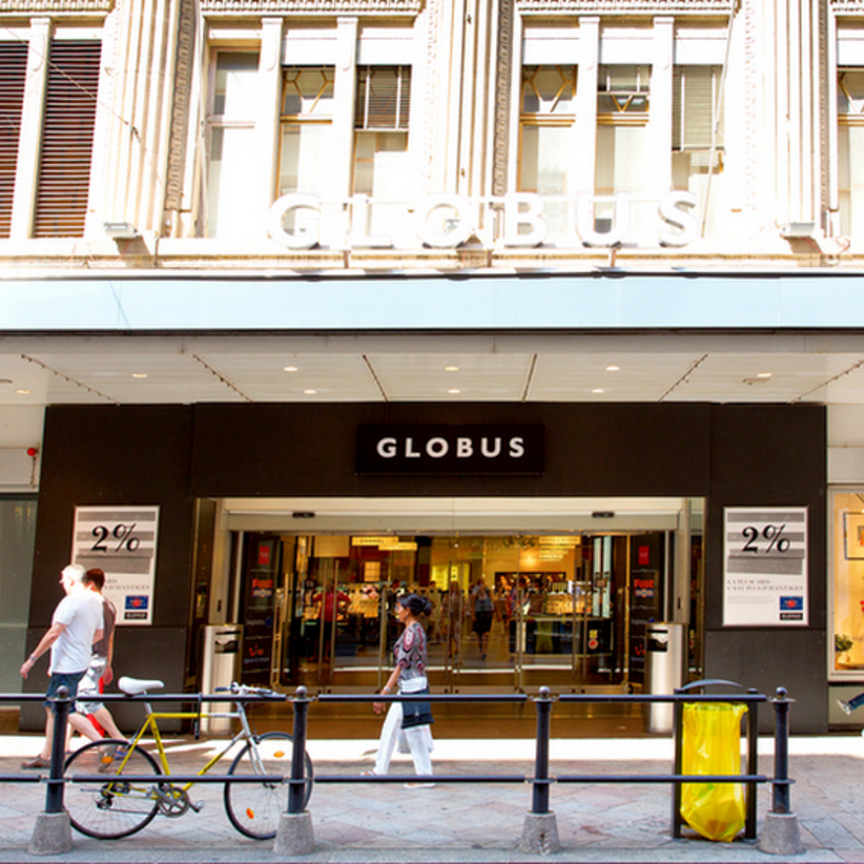 Migros si prepara a vendere i department store Globus