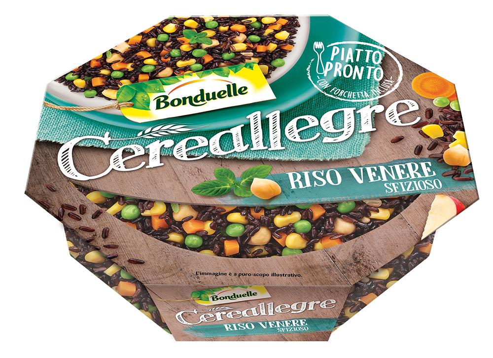Bonduelle celebra il back to work con Cereallegre e Le Regionali