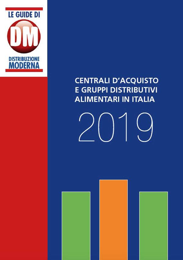 Centrali d'acquisto e Gruppi distributivi alimentari in Italia 2019