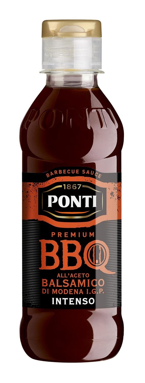 Ponti presenta la linea di salse premium BBQ