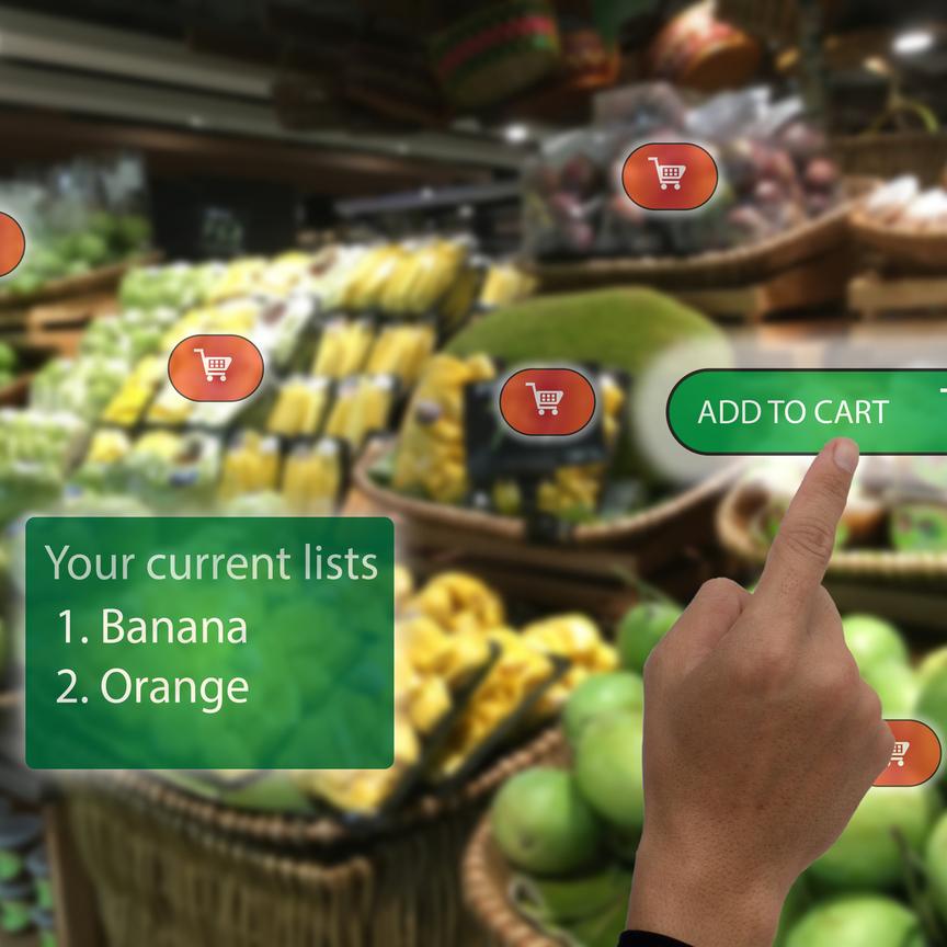 Il supermercato del futuro o il futuro del supermercato?